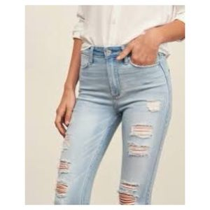 NWT! Abercrombie Super Skinny Jeans